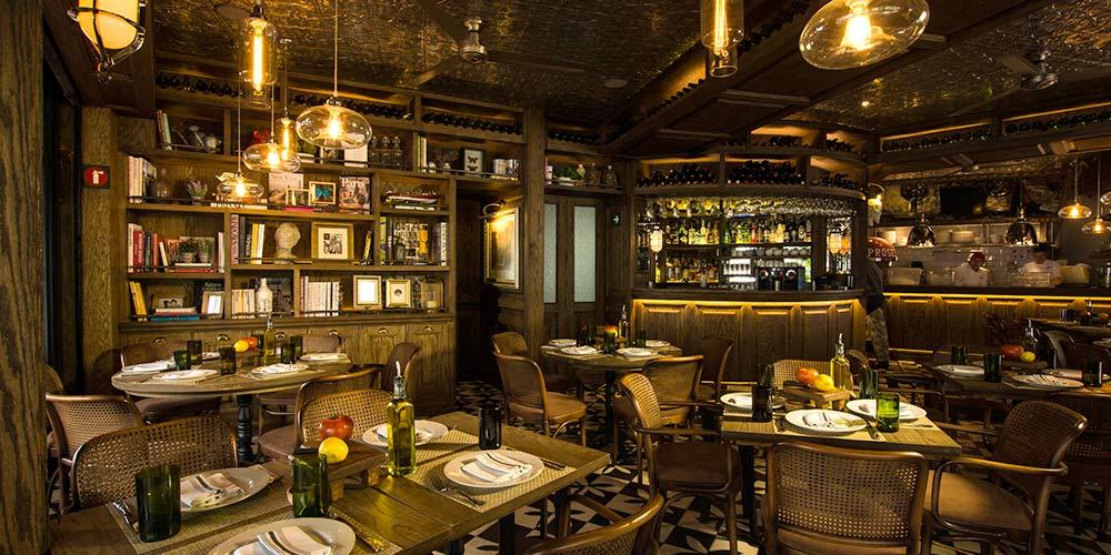 Restaurante Prosecco Tavola Rustica